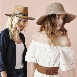 ERic Javits Squishee Packable Hamptons Sun Hat